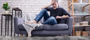 שיטפון בדירה