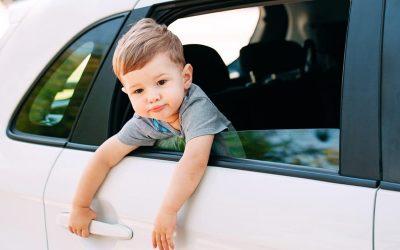 שכחת את הילד ברכב