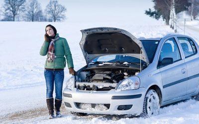 כללי זהב לנהיגה בחורף