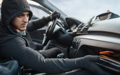 אמצעי מיגון מפני גניבת רכב